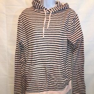 Old Navy womans small hooded long sleeve terry